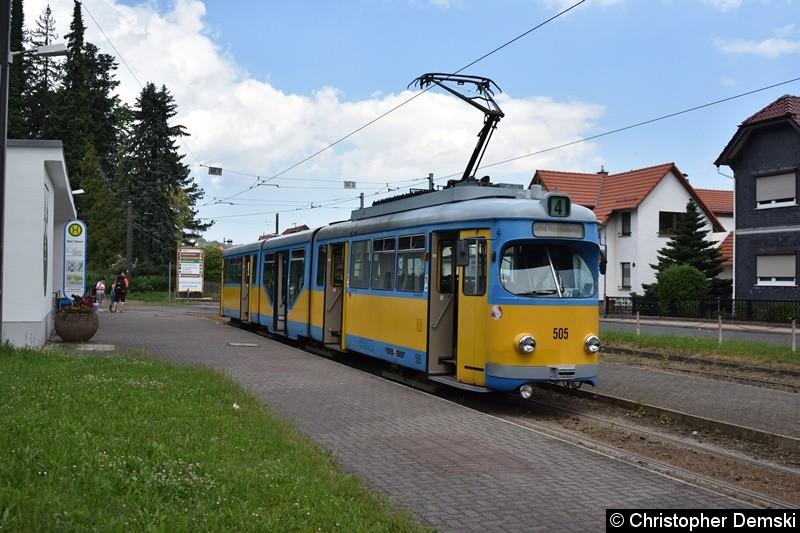 TW 505 in Bad Tabarz.