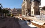 Vorschaubild: Bauarbeiten Schlösserbrücke-Fischmarkt